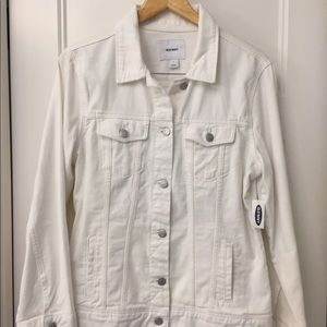 Old Navy denim jean jacket New!